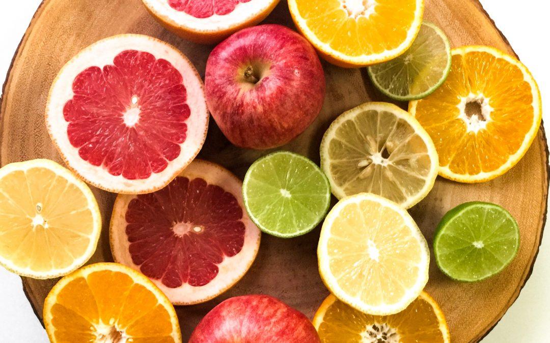 Grapefruit in Winter