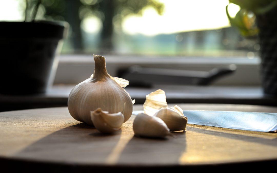 Garlic soup for Immunity