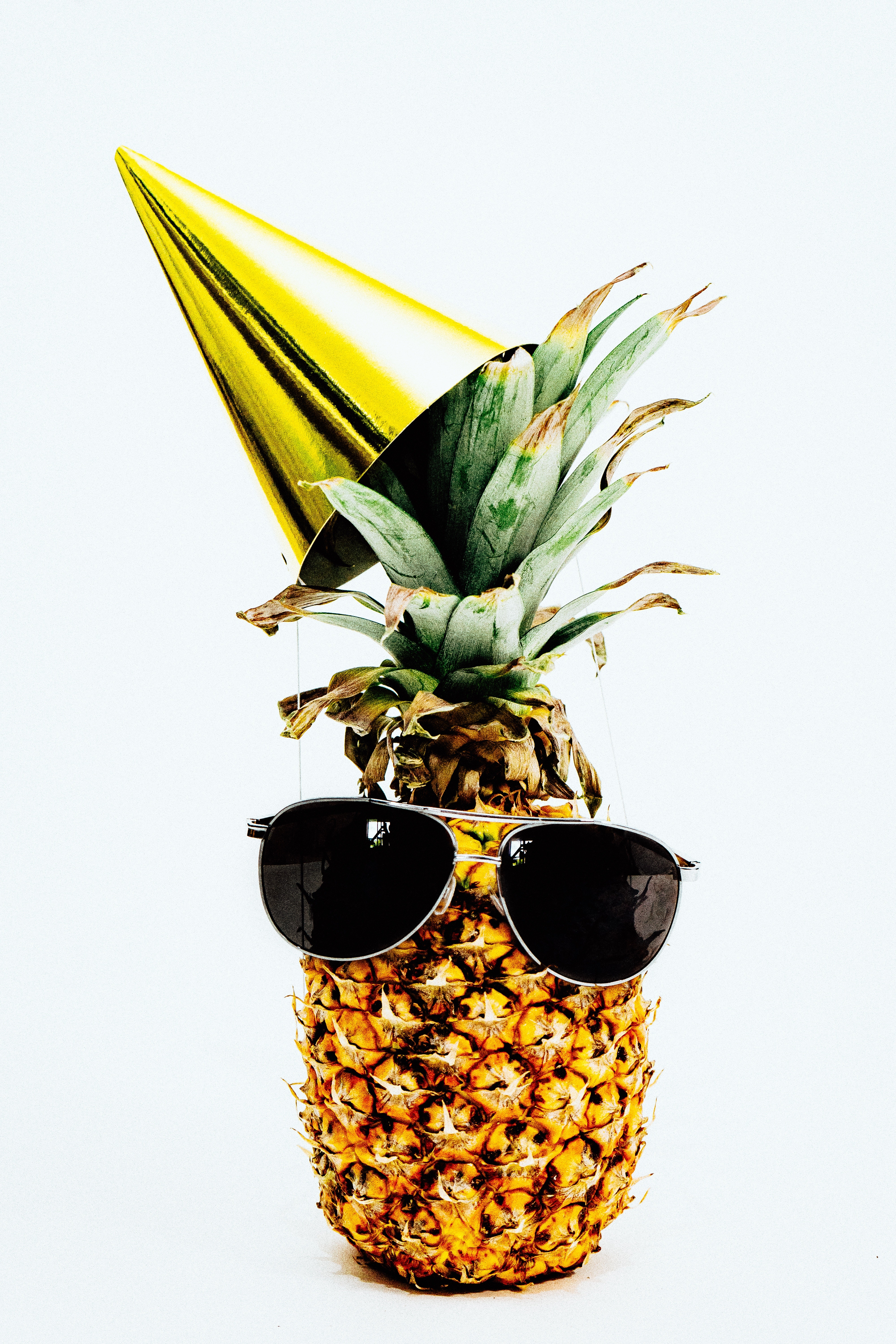 Pineapple is cool.